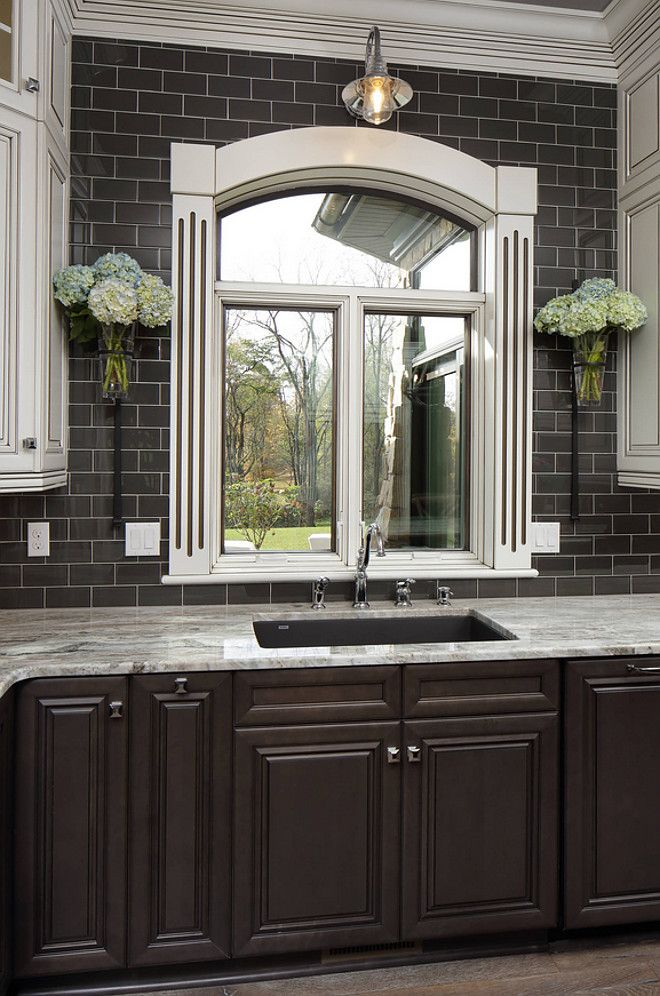 kitchen window farmhouse kitchen window farmhouse kitchen window with charcoal subway tile on farmhouse kitchen window id=80917