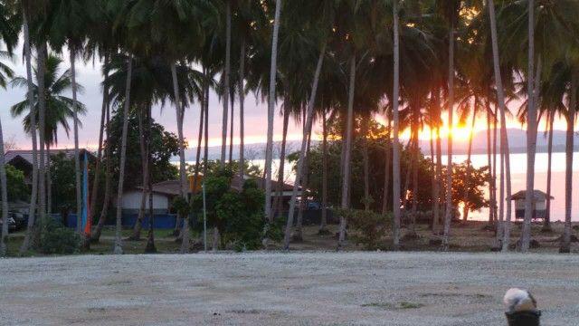 Sunset in Butur-bonelipu (Sultra)
