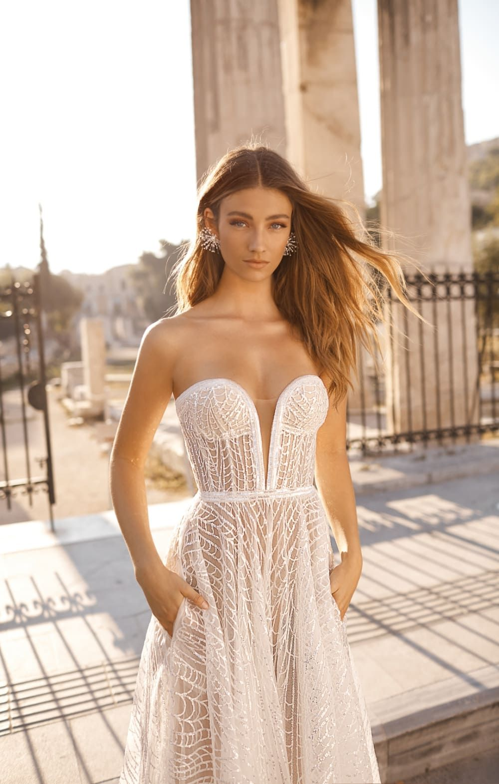 a99189072fb BERTA Wedding Dresses 2019 Athens Collection