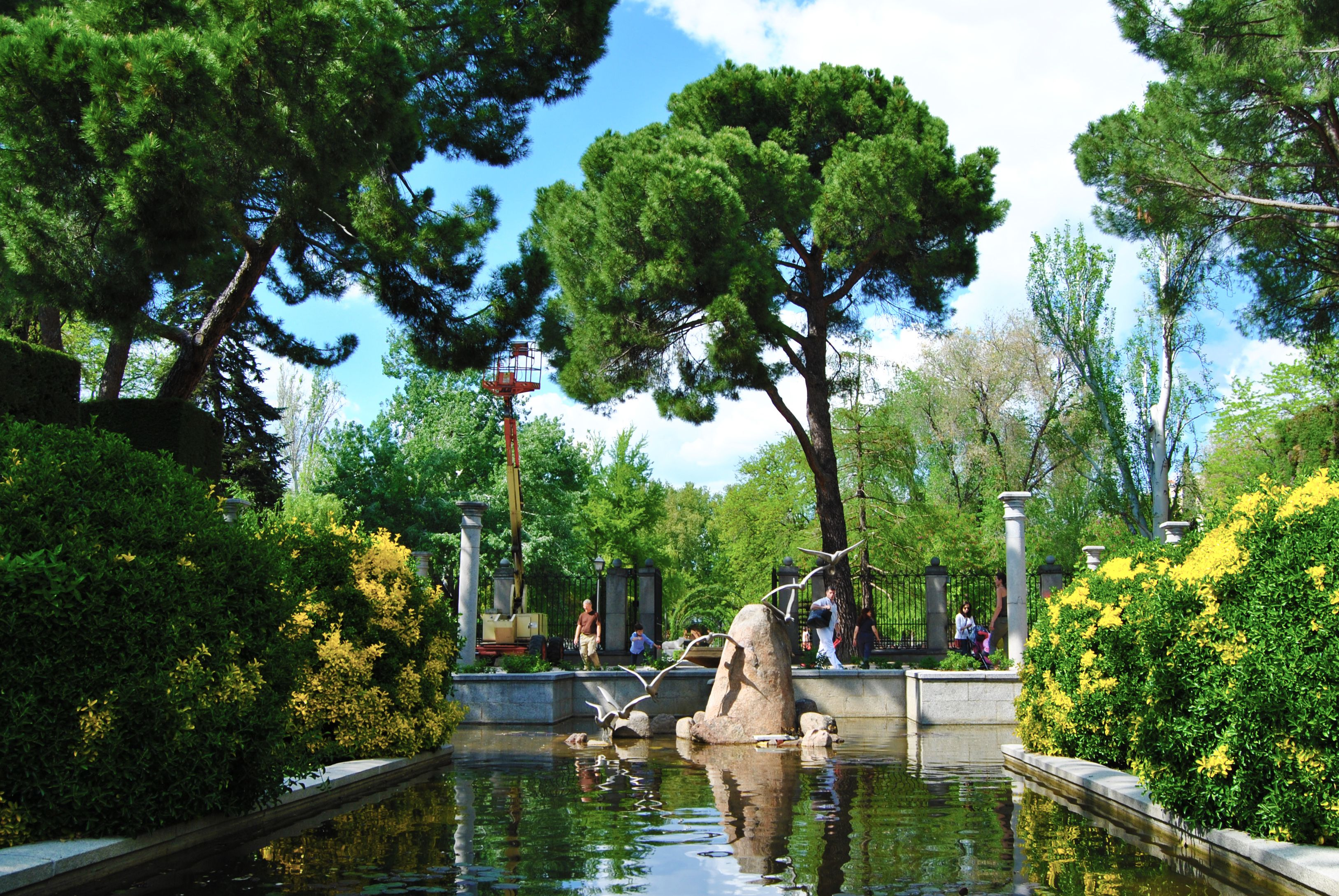 Parque del Retiro em Madrid, Madrid