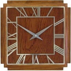 Art Deco Wall Clocks Ideas On Foter Retro Wall Clock Art Deco Clock Wall Deco