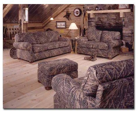 Best Camo Furniture Camo Home Decor Camo Living Rooms 400 x 300