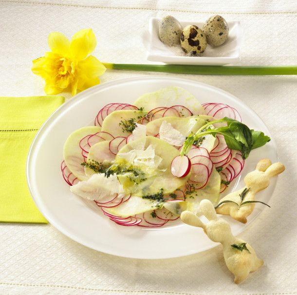 Rezepte carpaccio vegetarisch
