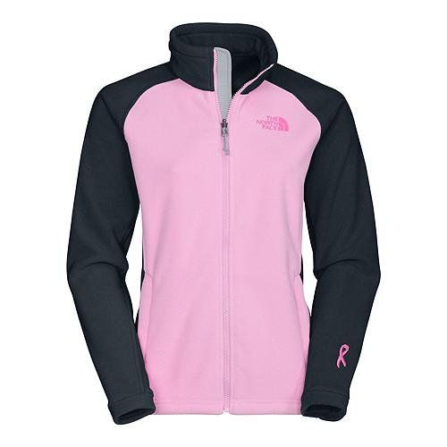 the north face womens pink ribbon khumbu jacket pink perfectiontnf rh pinterest com