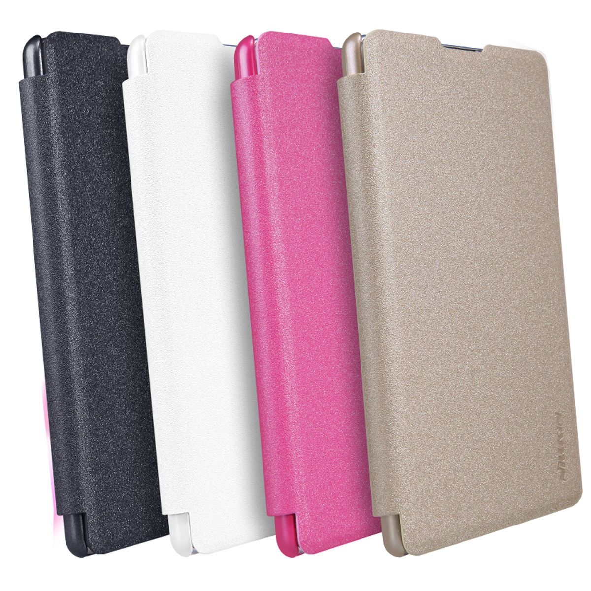low priced f9c87 b35c7 $15.99 AUD - For Xperia Xa Case Nilkinn Sparkle Leather Case Cover ...
