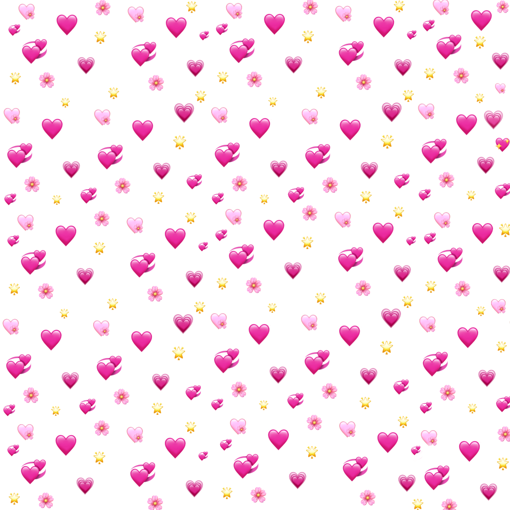 Heart Hearts Corazones Corazon Corazonesrosas Pink In 2020 Emoji Wallpaper Iphone Emoji Wallpaper Cute Wallpaper For Phone
