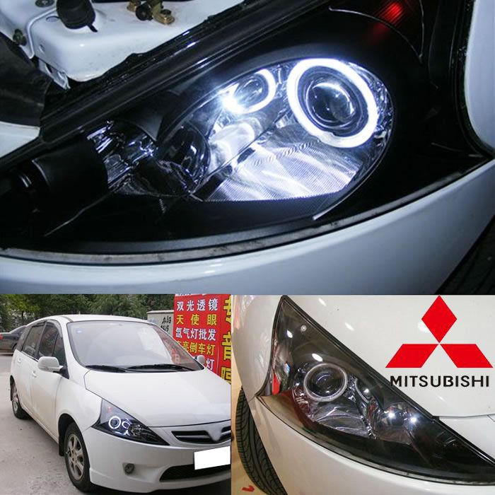 Mitsubish Grandis Headlight 2008 Fit For Lhd Rhd Free Ship Grandis Fog Light 2ps Set 2pcs Aozoom Ballast Outlan Mitsubishi Grandis Car Lights Hid Headlights