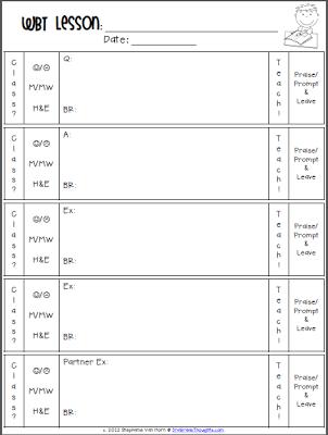 basic lesson plan template pdf