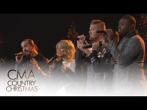 Pentatonix sing 'O Come All Ye Faithful' | Christmas in ...