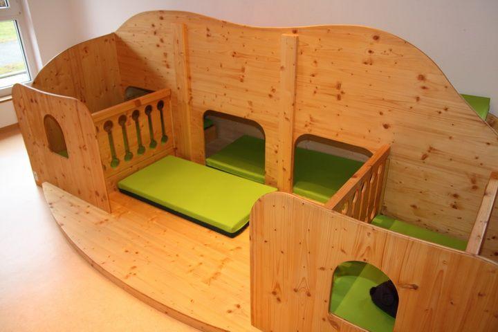 Möbel für die Kita von Schreiner Burkhardt für