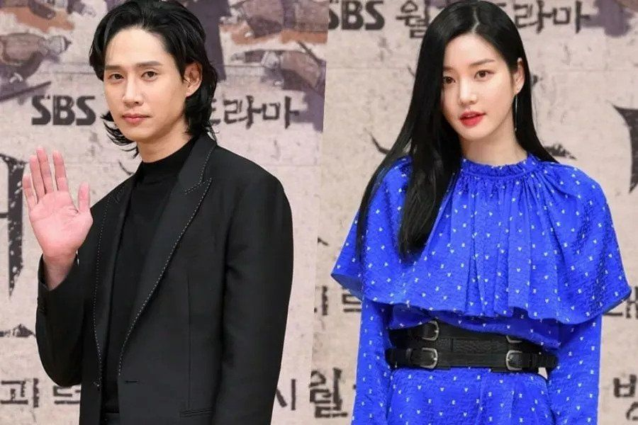 """Park Sung Hoon And Lee Yoo Bi Apologize For """"Joseon Exorcist"""" Controversy"""