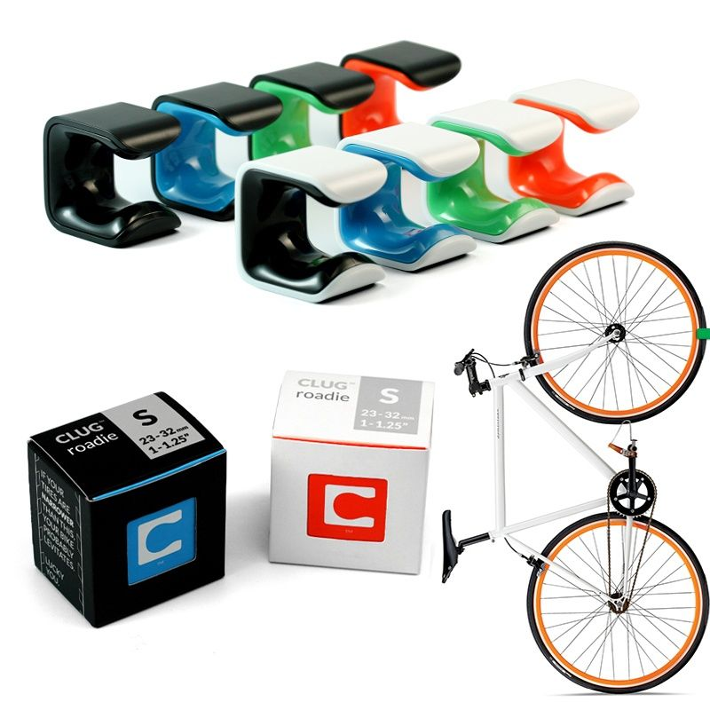 Clug roadie fahrrad halterung f r fahrrad - Wandhalterung rennrad ...