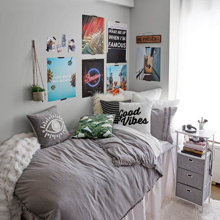 Believe Us, You're Going to Want ALL of These College Dorm Room Bedding Sets — POPSUGAR Australia