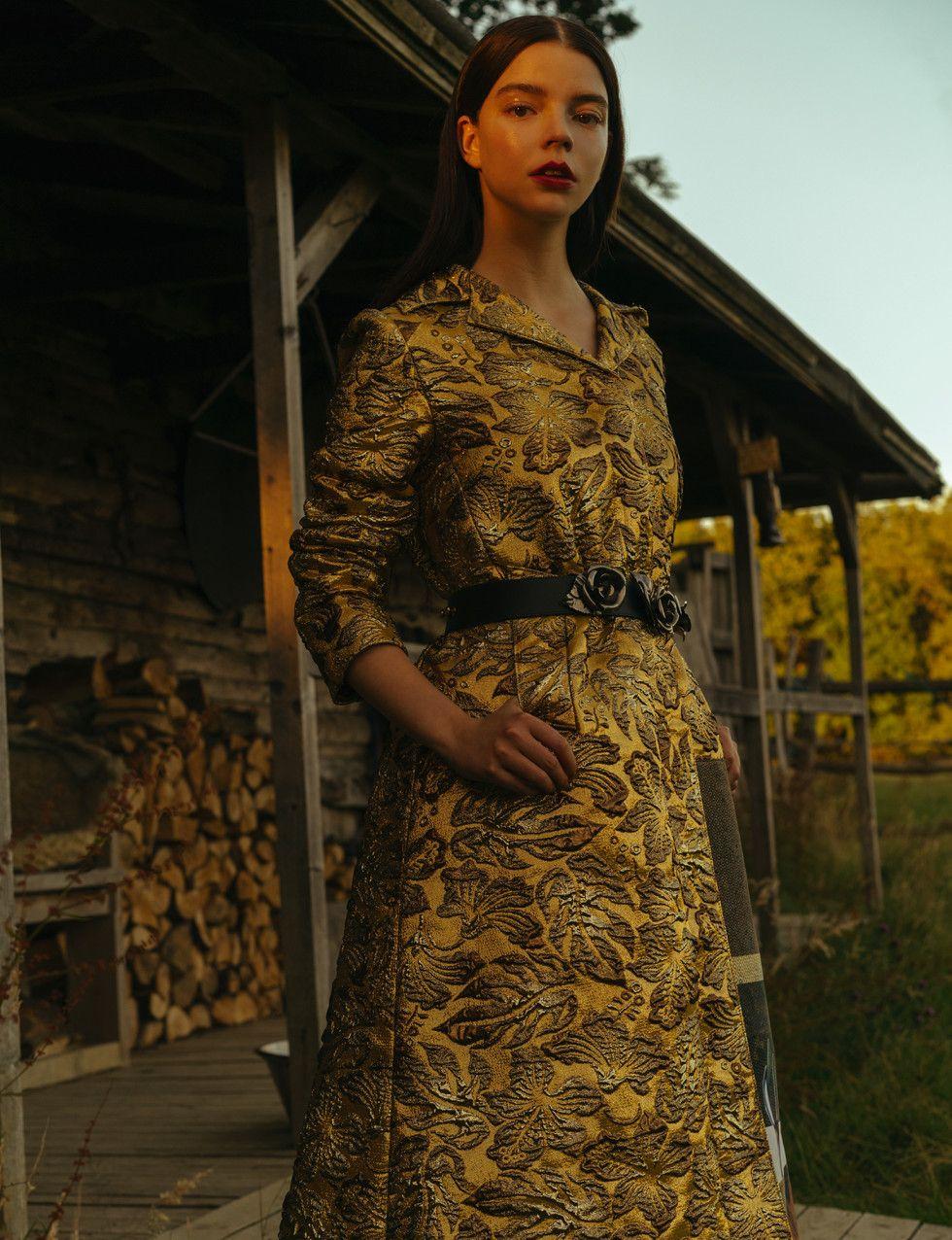 Anya Taylor-Joy Hunger Magazine