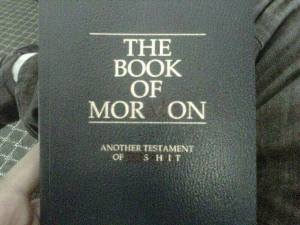 Book of Mormon. LDS