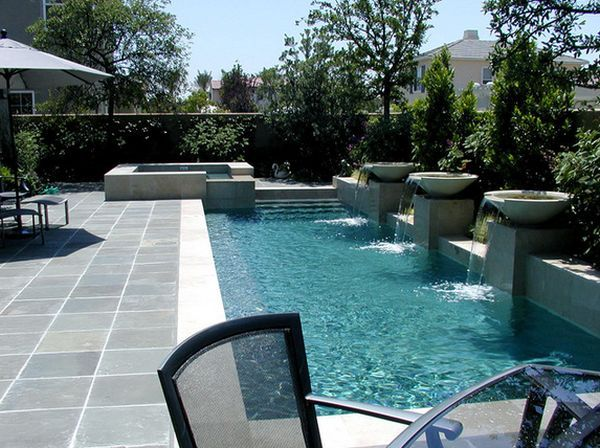 Spruce Up Your Small Backyard With A Swimming Pool U2013 19 Design Ideas