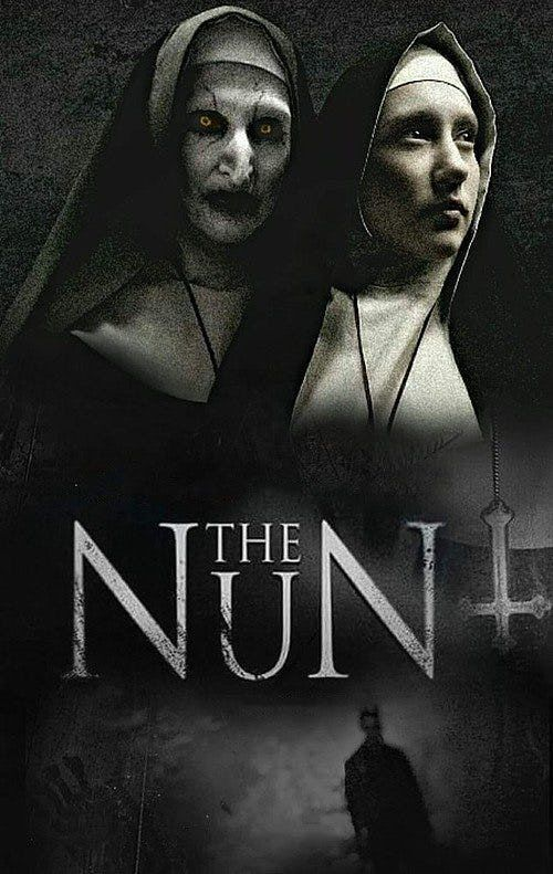 Image result for the nun movie poster