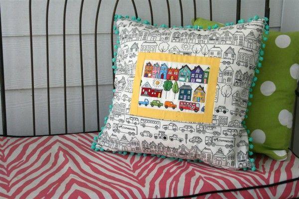 Summersville Pillow 4 Sewing Projects Pillows Throw
