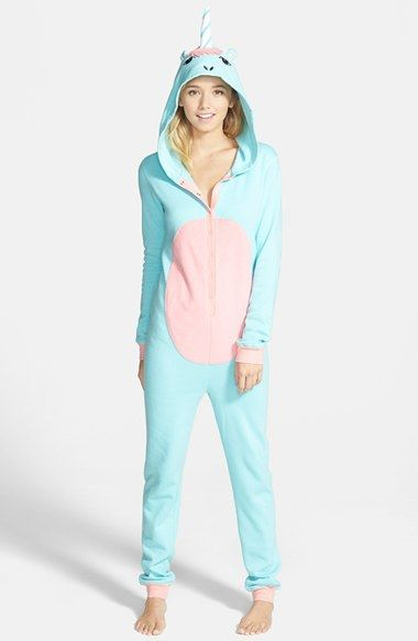 BP. Undercover Unicorn Jumpsuit (Juniors) available at  Nordstrom ... 595ce5911