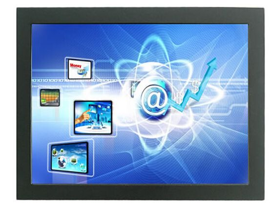 15 Inch Open Frame Touch Monitor 4 Wire Resistive Open Frame Lcd Monitor With Dvi And Vga Video Input Lcd Monitor Open Frame Computer