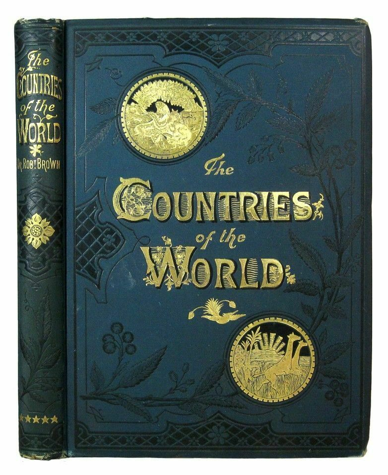 1875 ASIA CHINA HONG KONG JAPAN THAILAND INDIA PERSIA