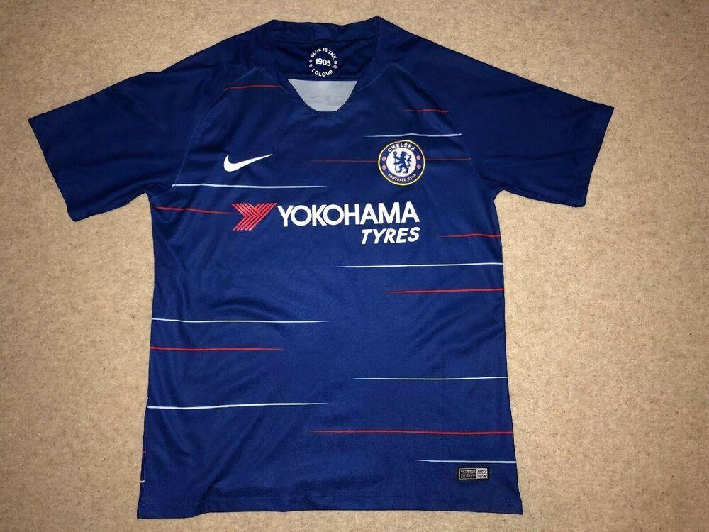 check out f20e6 7f318 Chelsea FC 18/19 Home Shirt Large Nike Large #fashion ...