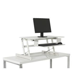Wynston Sit Stand Desk Office Pinterest Sit Stand Desk Desk