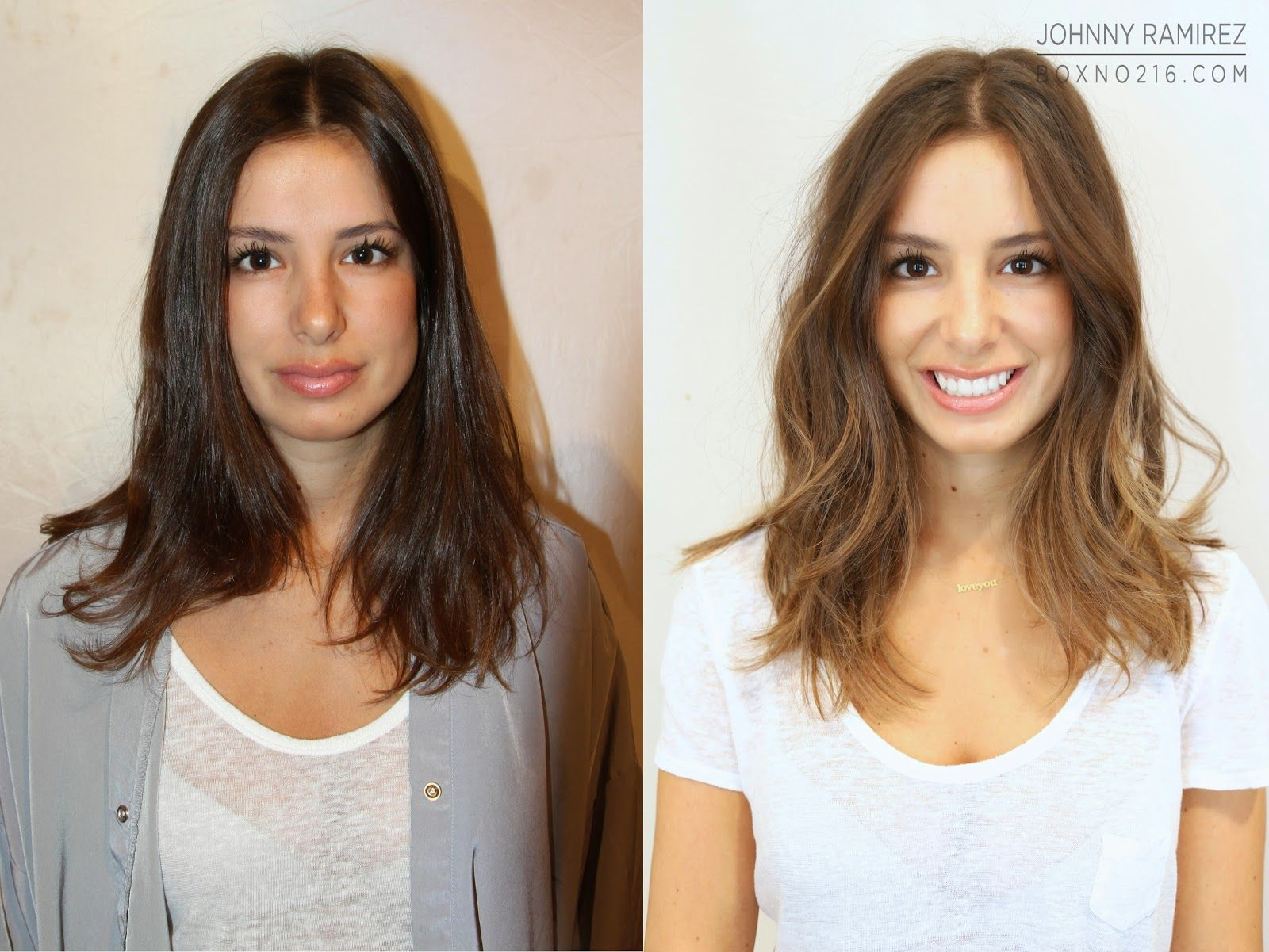 BEFORE AND AFTER: A COLOR TRANSFORMATION IN NYC (Box No. 216 ...