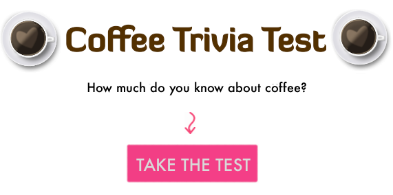 Coffee Trivia Test - How much do you know about coffee?