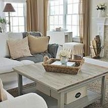 Family Room Reveal-Thrifty, Pretty & Functional
