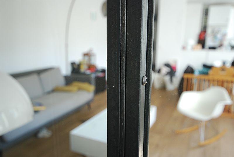 Verri re int rieure type atelier d 39 artiste les ateliers for Fenetre interieure type atelier