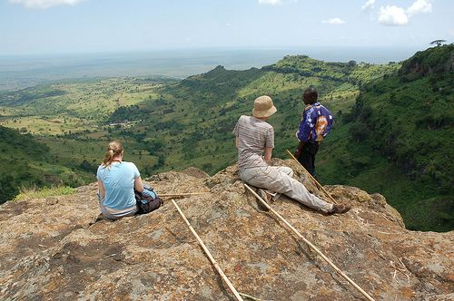 Image result for rock climbing in mountain elgon national park