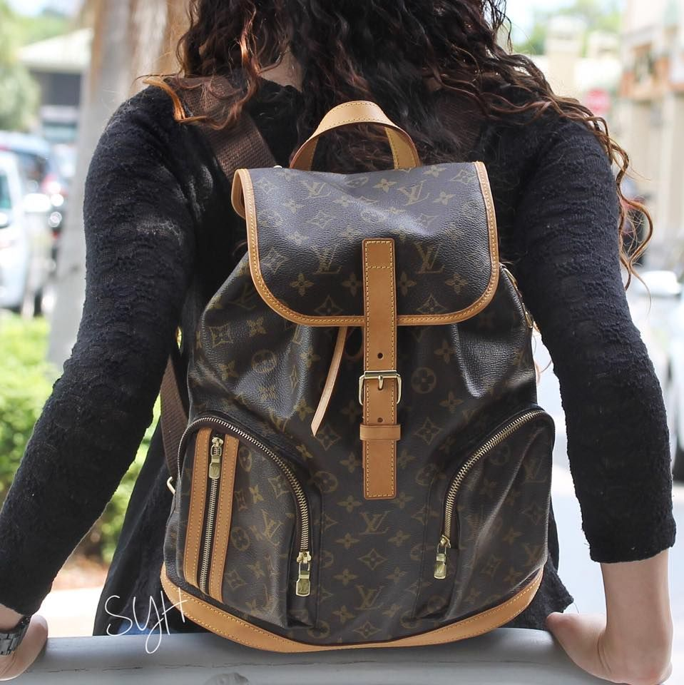 Louis Vuitton Sac A Dos Bosphore Backpack-Boca Raton