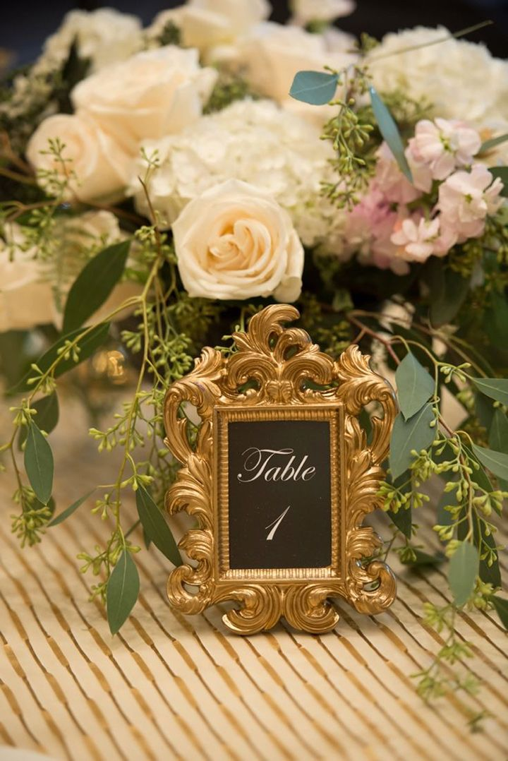 awesome wedding table number ideas youll want to copy