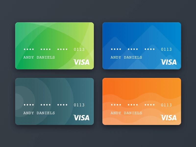 Credit Cards Credit Card Design Business Credit Cards Card Design