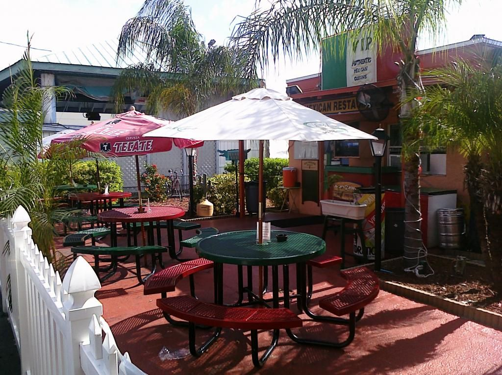 The Vip Lounge Treasure Island Fl Best Mexican Food In Florida