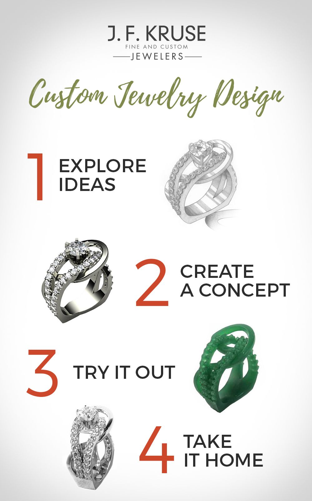 13+ How to design custom jewelry ideas