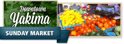 Look here for a list of all Yakima Valley farmers markets