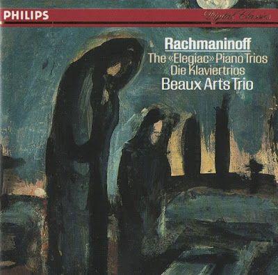 Grandes obras (8): Rachmaninoff - Trio élégiaque No. 1 in ...