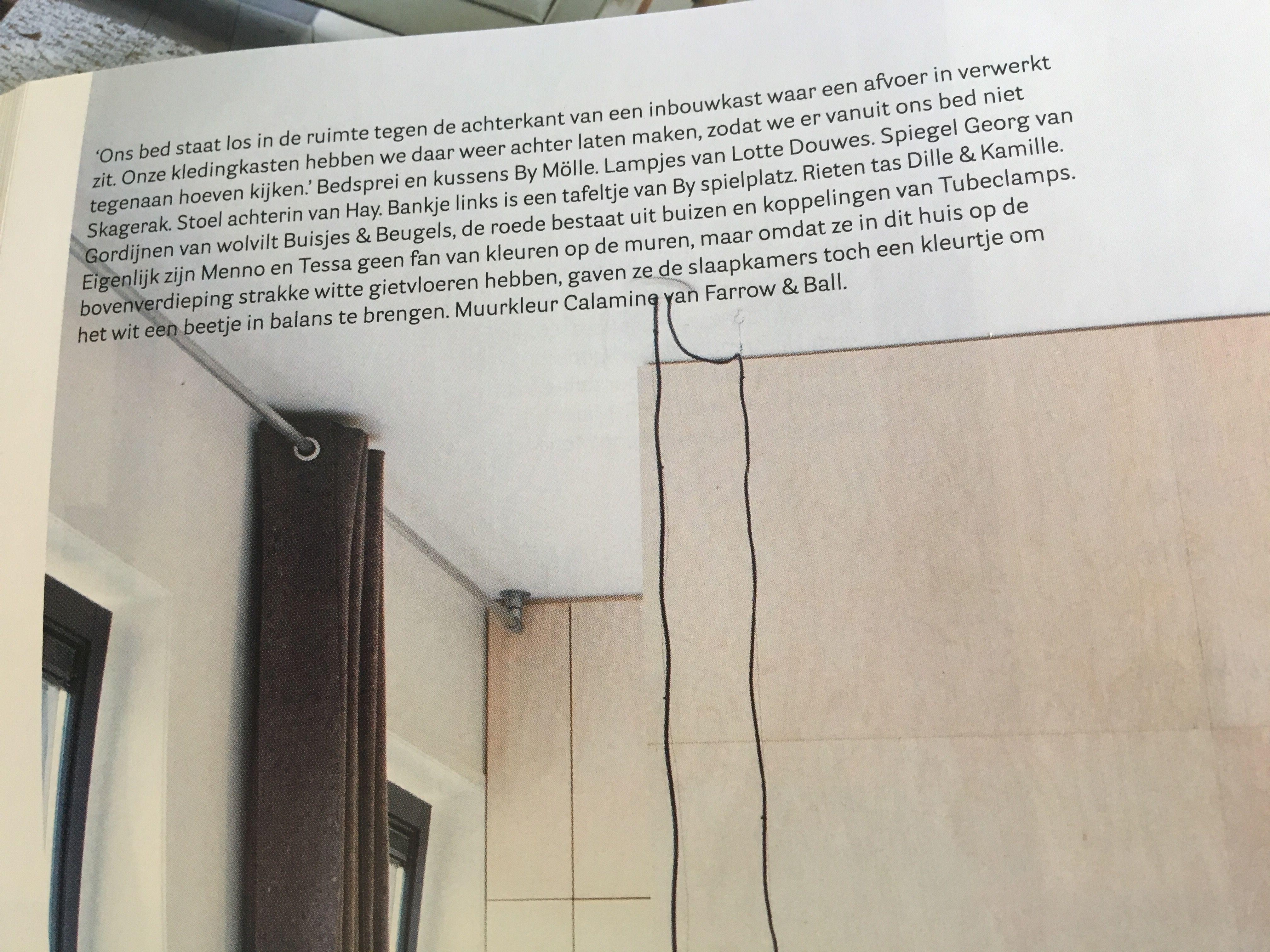 Gordijnen ophangen met Steigerbuis | Eetkeuken | Pinterest ...