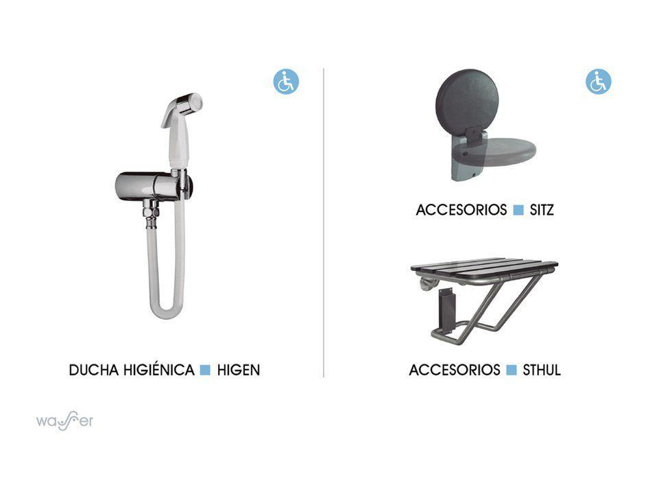 Galería de Guía de Artefactos para Diseñar Baños de Accesibilidad Universal - 8