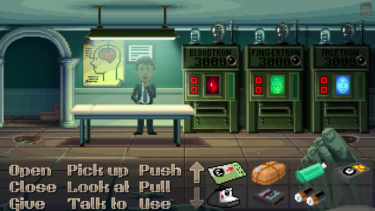 Point Click Adventure Game Thimbleweed Park Is Coming To Ps4 Playstation4 Ps4 Sony Videogames Playstation Best Android Games Best Android Android Games