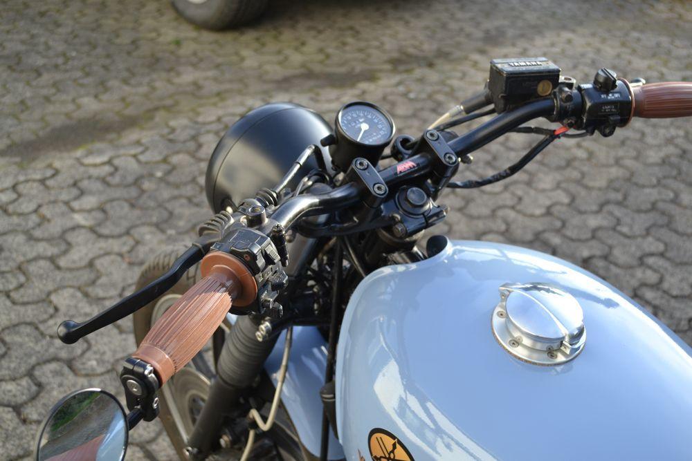XJ-Forum.de :: Thema anzeigen - Yamaha XJ650 K0 - Umbaudoku