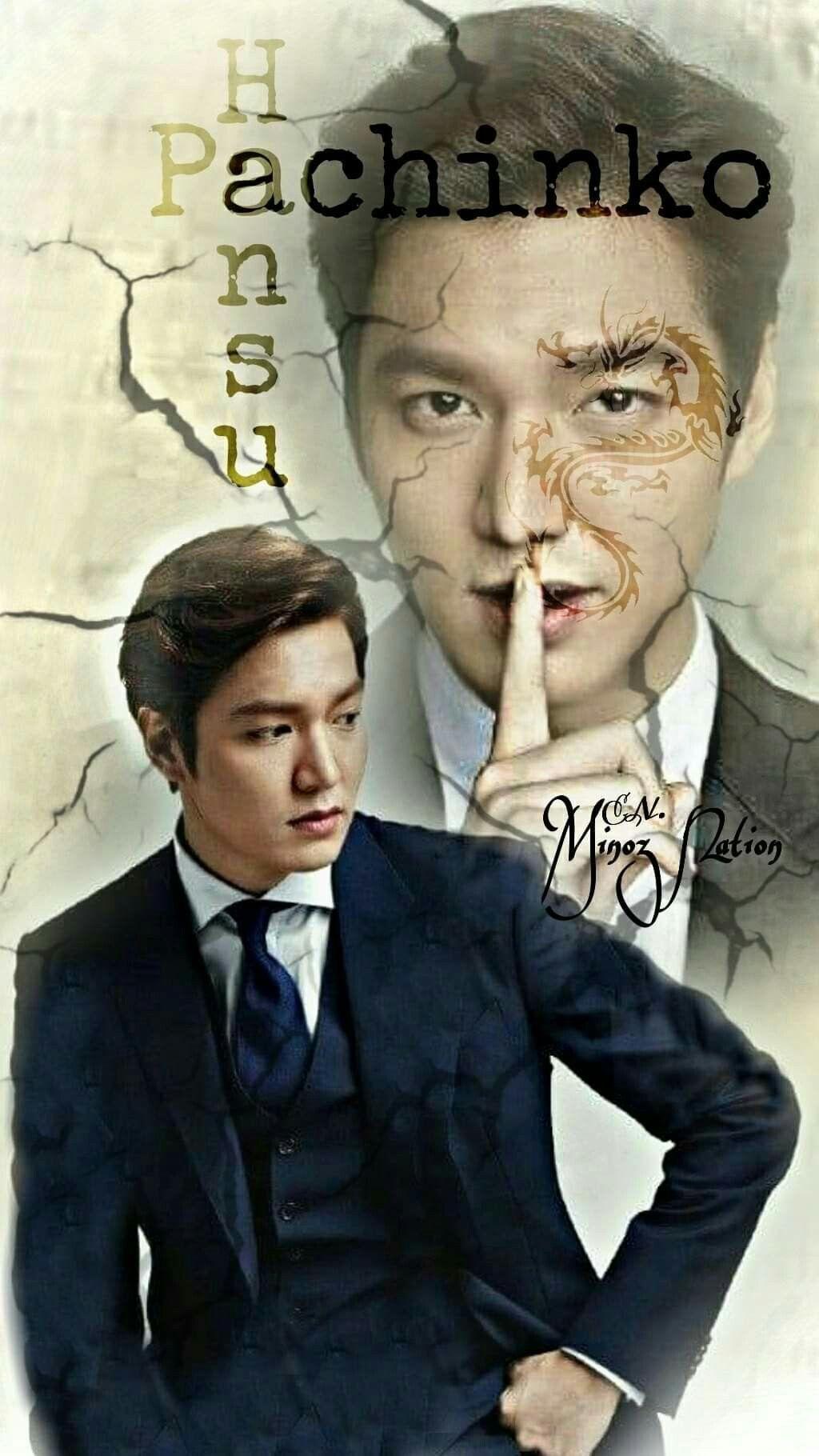 Pachinko Lee Min Ho Lee Min Minho