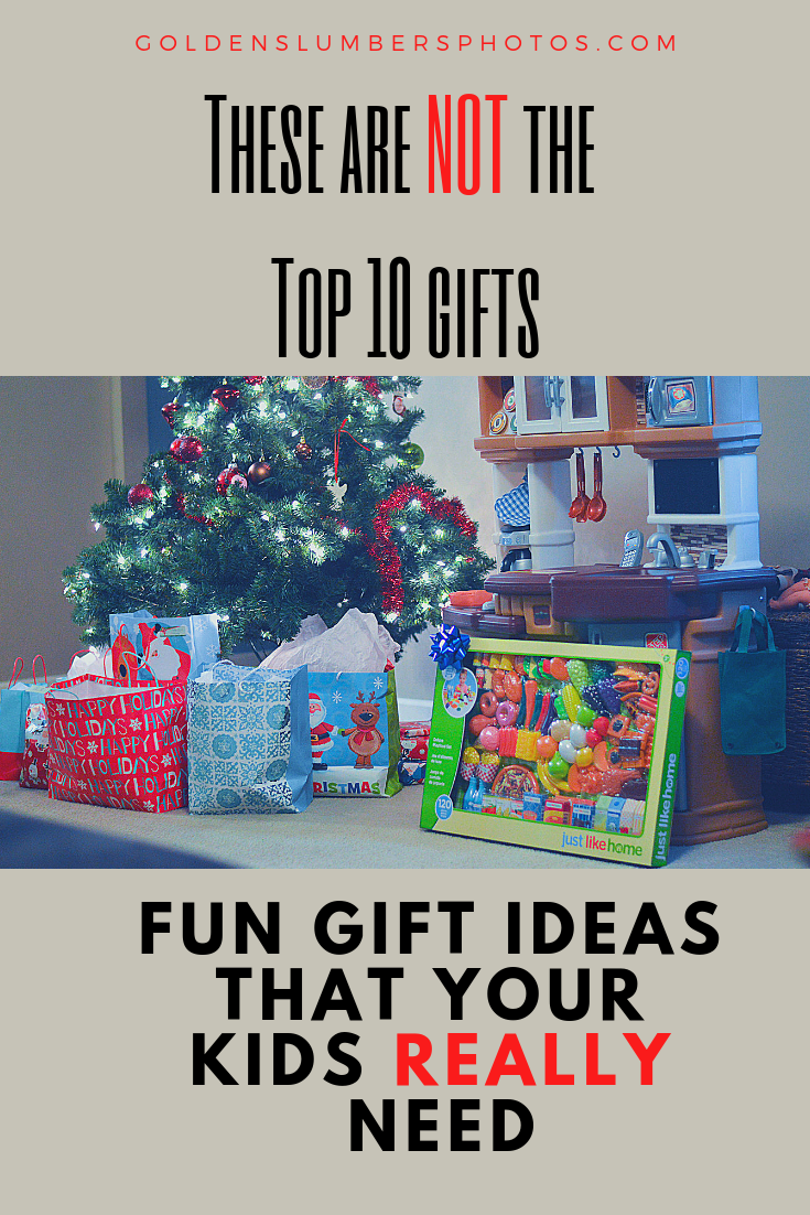 6 Non Toy Gift Ideas For Kids Photography And Family