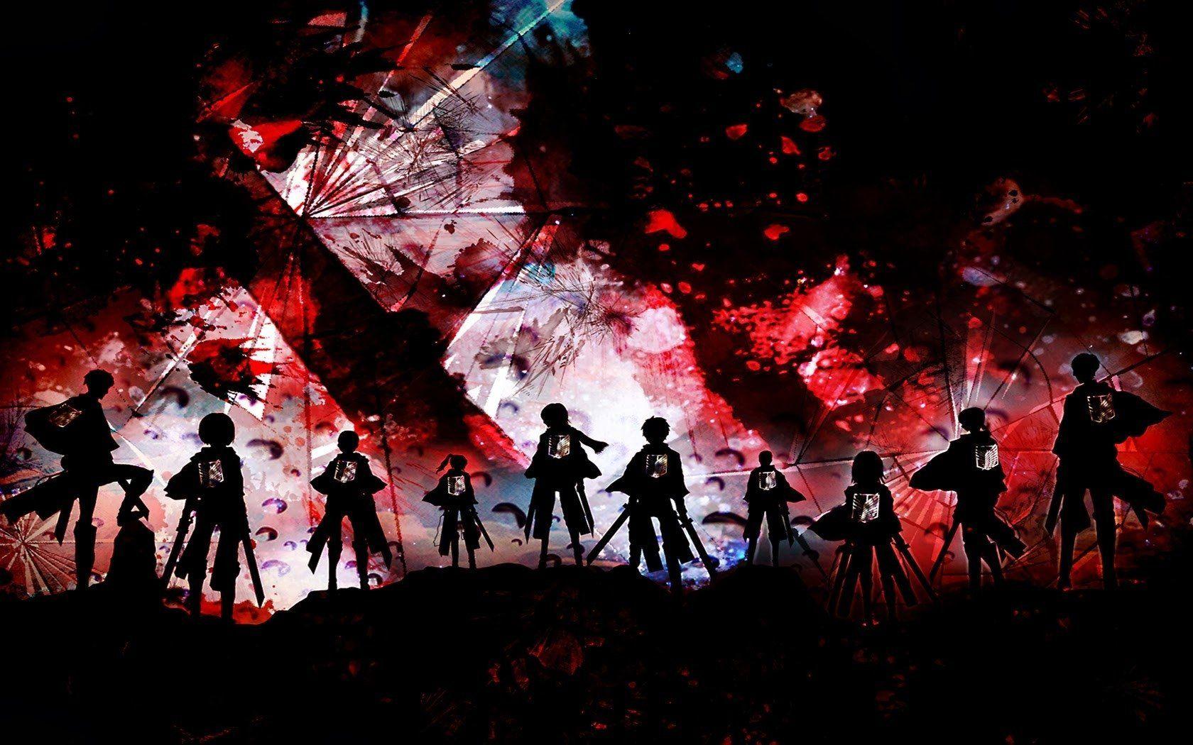 Anime Attack On Titan Shingeki No Kyojin Eren Yeager Jean Kirstein Mikasa Ackerman Sasha Blouse Ymir Attack On Titan Anime Attack On Titan Attack On Titan Art