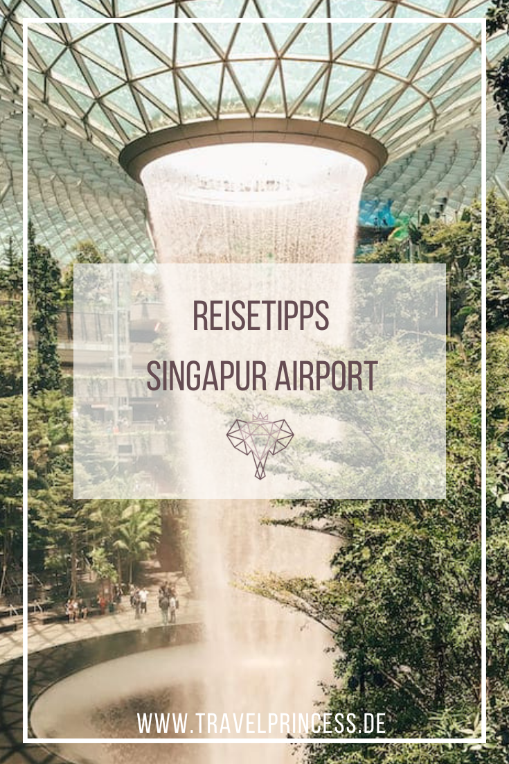 Changi Airport Singapur 7 Tipps Um Die Wartezeit Zu Verkurzen In 2020 Singapur Flughafen Singapur Reiseziele