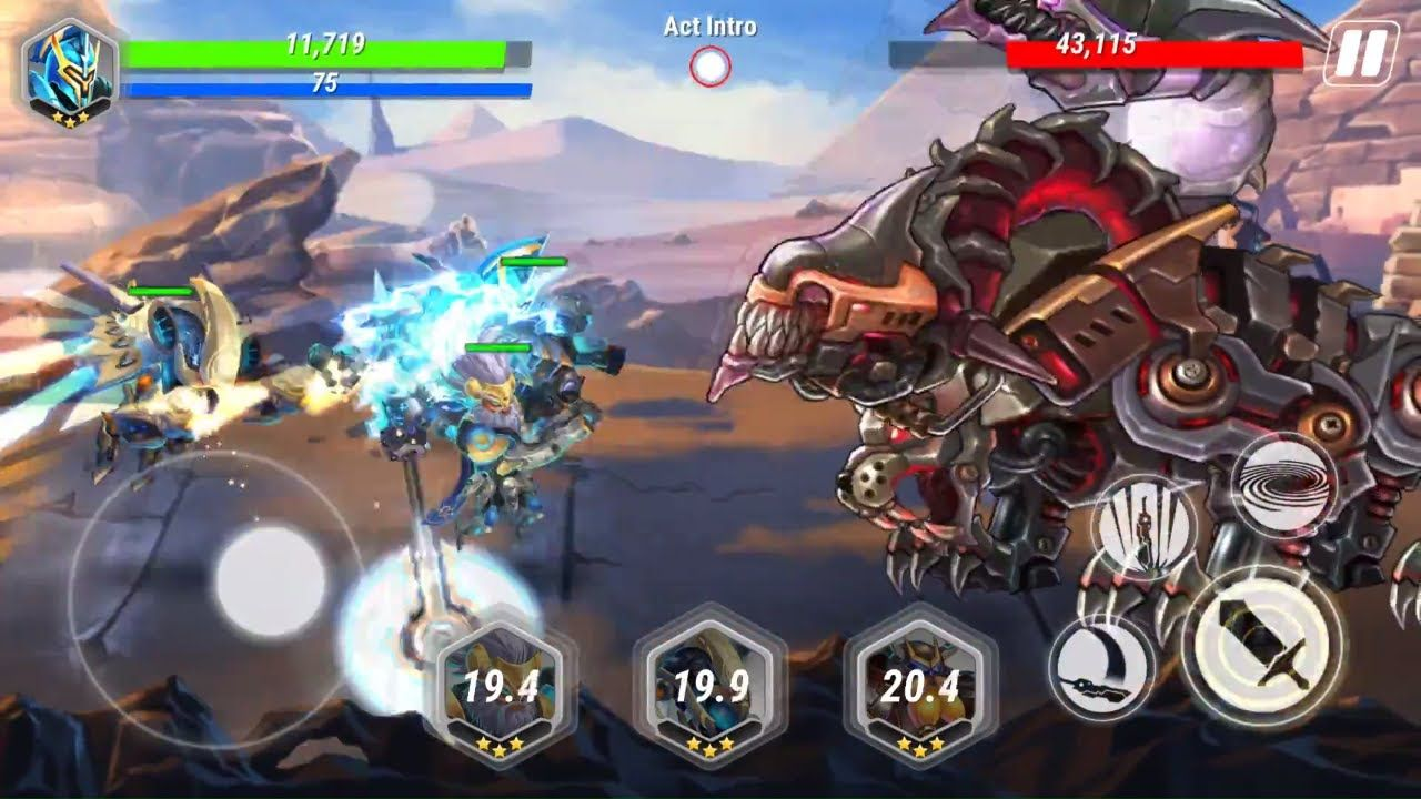 Heroes Infinity Android and IOS Gameplay ~ Unlock New Heroes
