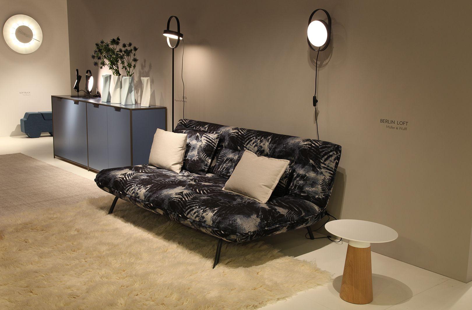 Berlin Loft Bed Settee By Muller Wulff Souterrain