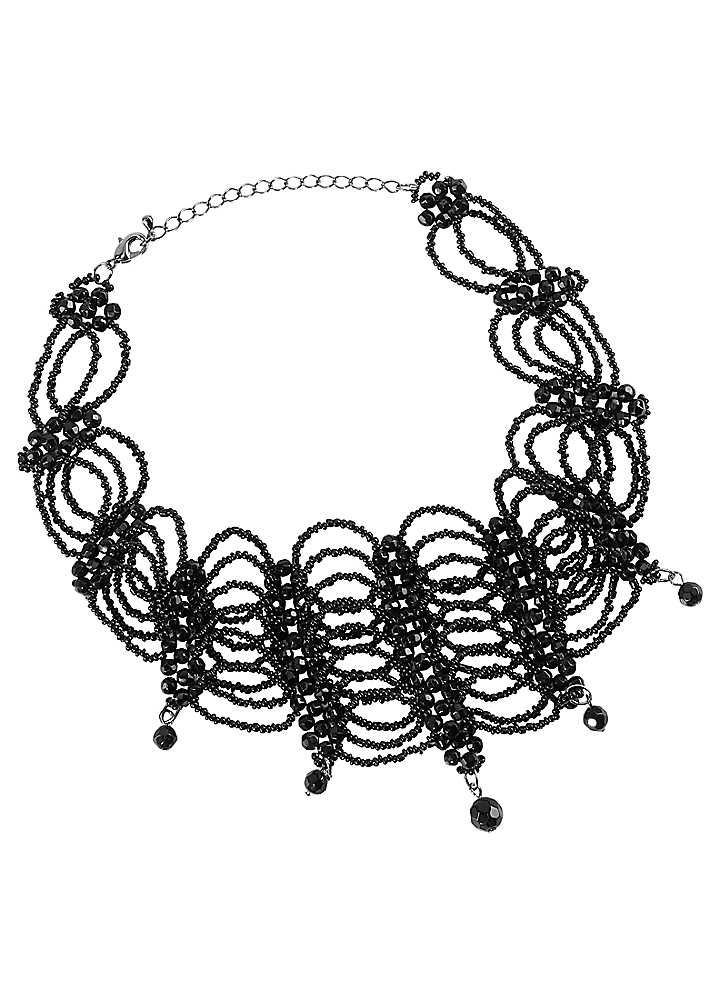 Ornate Bead Necklace